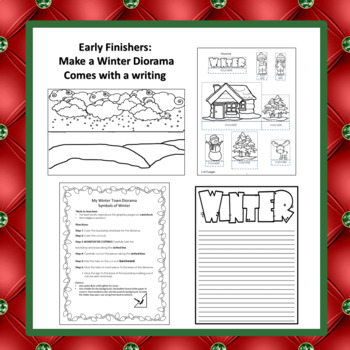 "CCSS Your ""Christmas Symbol or Tradition"" Writing Assignment"