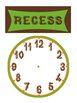 Your Classroom Clock ~ OWL Theme ~ Teaching Time