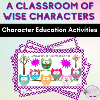 Your Classroom of Characters