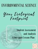 Your Ecological Footprint: Engaging two-part lesson