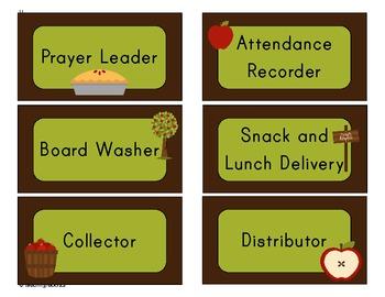 Your Essential Teacher Binder: Classroom Organization Kit (AppleTheme)