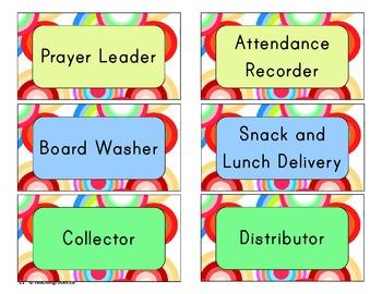 Your Essential Teacher Binder: Classroom Organization Kit (Swirls Theme)