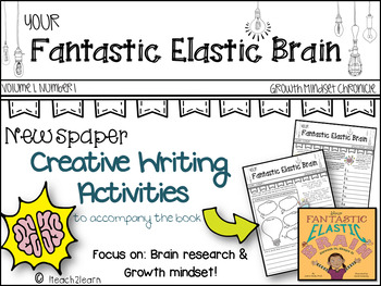 Your Fantastic Elastic Brain Activities - Growth Mindset -
