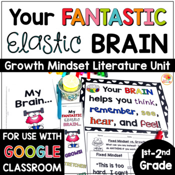 Your Fantastic Elastic Brain Activities for Lower Grades