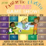 YOUR FANTASTIC ELASTIC BRAIN book study*Growth Mindset & F