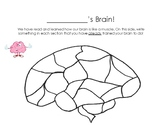 Your Fantastic Elastic Brain Worksheet