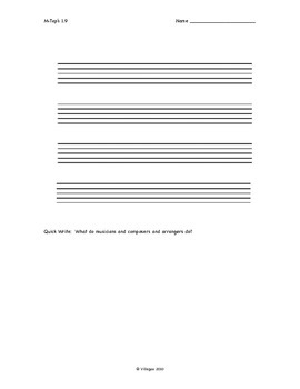 Your First Composition