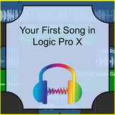 Your First Song in Logic Pro X