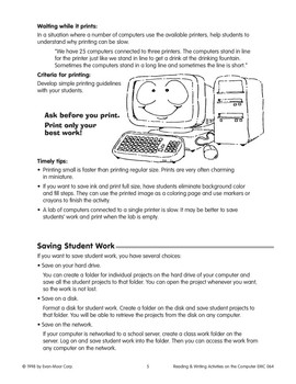 Your Friendly User Manual: Reading & Writing