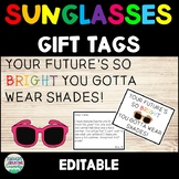 Your Future's So Bright Tags/Notes- Editable