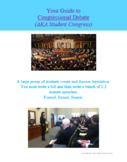 Your Guide to Congressional Debate / Student Congress