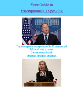 Your Guide to Extemporaneous Speaking