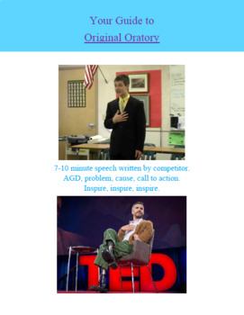 Your Guide to Original Oratory / TED Talks