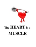 Your Heart is a Muscle - poster