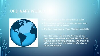 Your Hero's Journey PPT