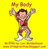 Your Human Body Flipchart