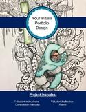 Your Initials Portfolio Design