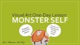Your Monster Self: One day Visual Art Lesson