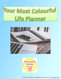 Your Most Colourful Life Planner