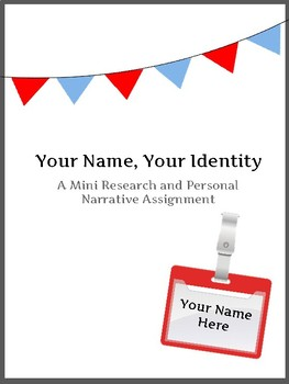 Your Name, Your Identity