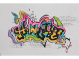 Your Name in Graffiti!