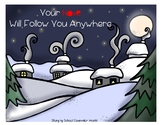 Your Nose Will Follow You Anywhere, A Christmas Story on Family Traditions