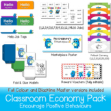 YTPC Classroom Economy Pack | Printable Marketplace, Currency and Rewards