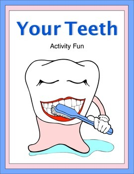 Your Teeth Activity Fun