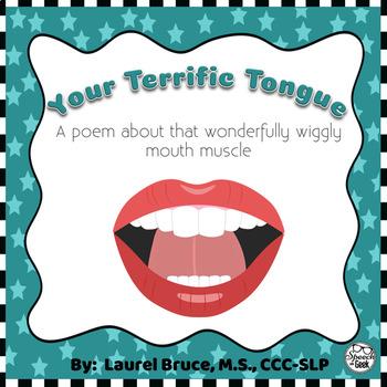 Your Terrific Tongue: An ebook Poem for Tongue Awareness