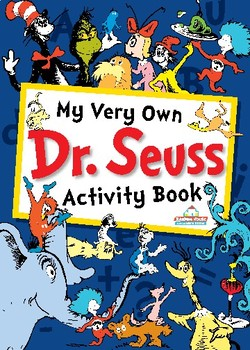 Your Very Own Dr. Seuss Activity Book