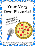 Your Very Own Pizzeria, Extension/Practice Activity for Gr