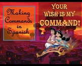 Your Wish is My Command