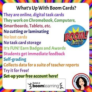 Your, You're, Confusing Words Boom Cards Digital Task Cards