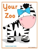 Your Zoo: Letters, Sounds, Words - Yy, Zz