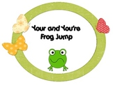 Your and You're Frog Jump
