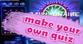 "Your own game ""Who Wants To Be A Millionaire""  - Software"