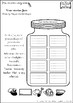 Your stories Jars - How to write a story worksheets series