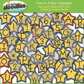You're A Star Alphabet