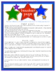 You're A Star...Star Student Packet