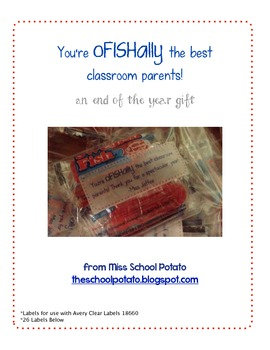 You're OFISHALLY the best! An end of the year gift