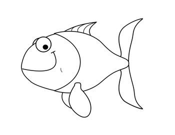 "You're O""Fish""Ally in Pre-K!"