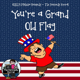 US Flag: You're a Grand Old Flag! {History & Create Your O