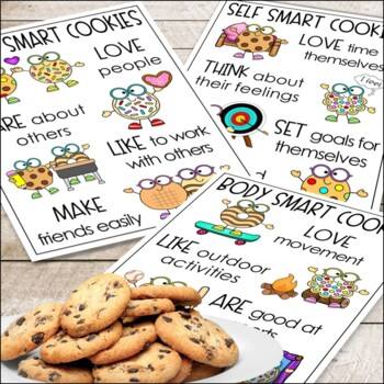 You're a Smart Kid: Multiple Intelligence Posters for Kids ...