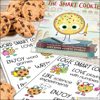 You're a Smart Kid:  Multiple Intelligence Posters for Kids FREE