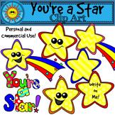 You're a Star Clip Art