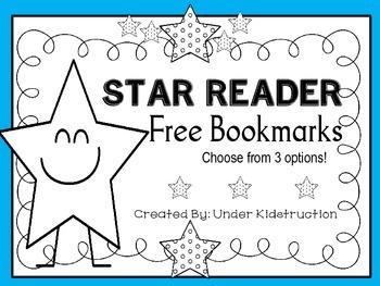 You're a Super Star Reader Bookmark