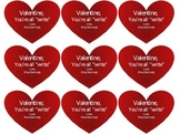 """You're all """"write"""" DIY Valentines"""