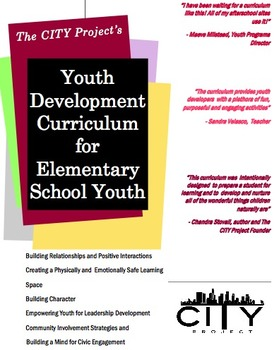 Youth Development Curriculum: Tools for Developing Strong, Successful Youth