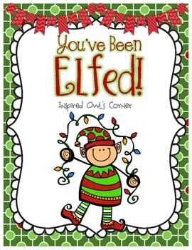 graphic regarding You've Been Elfed Free Printable named FREEBIE Youve Been Elfed!