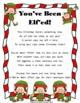 You've Been Elf'ed - A Fun Christmas Activity